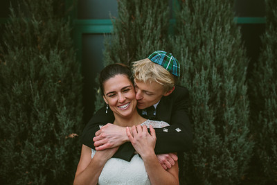 Leemor  & Andrew//Married in Toronto, ©KateHood.ca, 2014