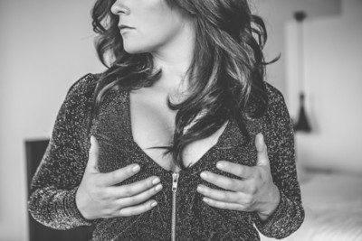 Ms. SP//Muskoka Boudoir Photography